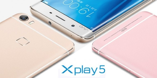 Vivo Xplay 5 Elite  – Megérkezett az első 6 GB RAM-mal szerelt mobil