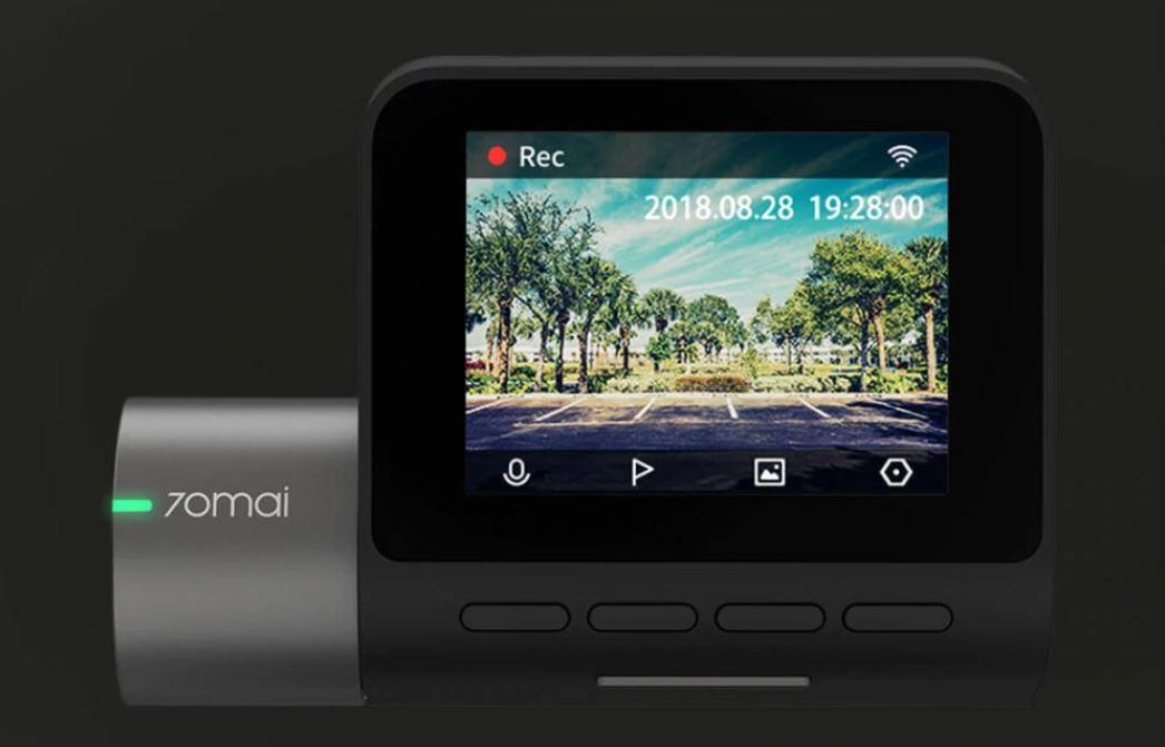 Xiaomi 70mai Dashcam PRO 1944p autós kamera (Midrive D02)