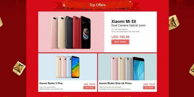 Újévi Xiaomi kiárusítás – Mobilok és más kütyük akcióban