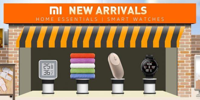 Xiaomi cuccok akcióban – Viselhető kütyük és otthoni eszközök