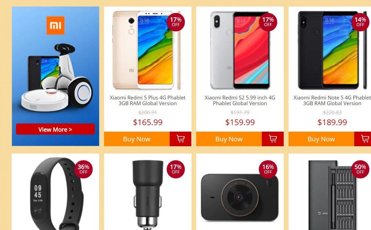 ec6072dff1 Nagy leárazások a GearBest-en: Xiaomi cuccok és mindenféle hasznos kütyük