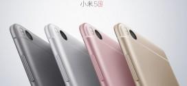 Xiaomi Mi 5s – Máris megindult a nemzetközi előrendelés