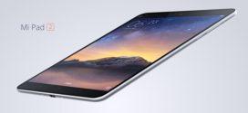 Xiaomi Mi Pad 3 és Mi Pad 3 Pro részletek