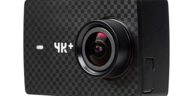 Yi 4K Plus akciókamera 4K/60fps rögzítéssel